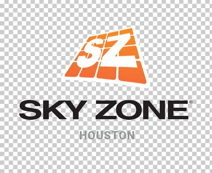 Sky Zone Trampoline Park Parks & Recreation-Athletic Logo PNG, Clipart, Area, Brand, Business, Graphic Design, Line Free PNG Download