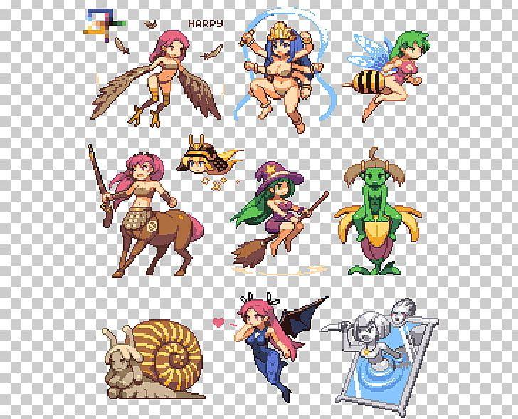 Sprite Pixel Art Game RPG Maker VX RPG Maker XP PNG, Clipart, Animal