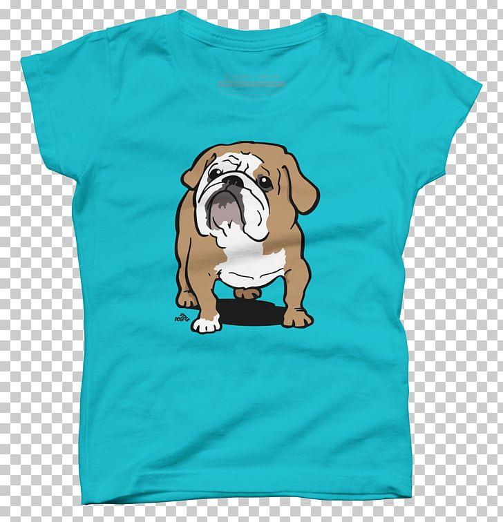 Bulldog T-shirt Puppy Sleeve Dog Breed PNG, Clipart, Bluza, Breed, British Bulldog, British Bulldogs, Bulldog Free PNG Download