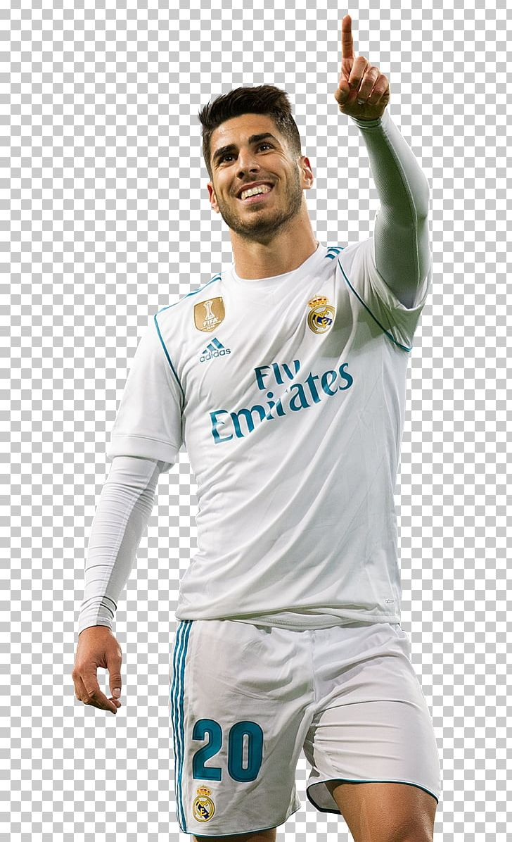 huge selection of 162e1 45a1d Marco Asensio Real Madrid C.F. RCD Espanyol Jersey Football ...