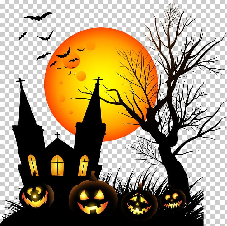 Halloween Costume Party Jack-o'-lantern Pumpkin PNG, Clipart, All Saints Day, Art, Clip Art, Computer Wallpaper, Desktop Wallpaper Free PNG Download