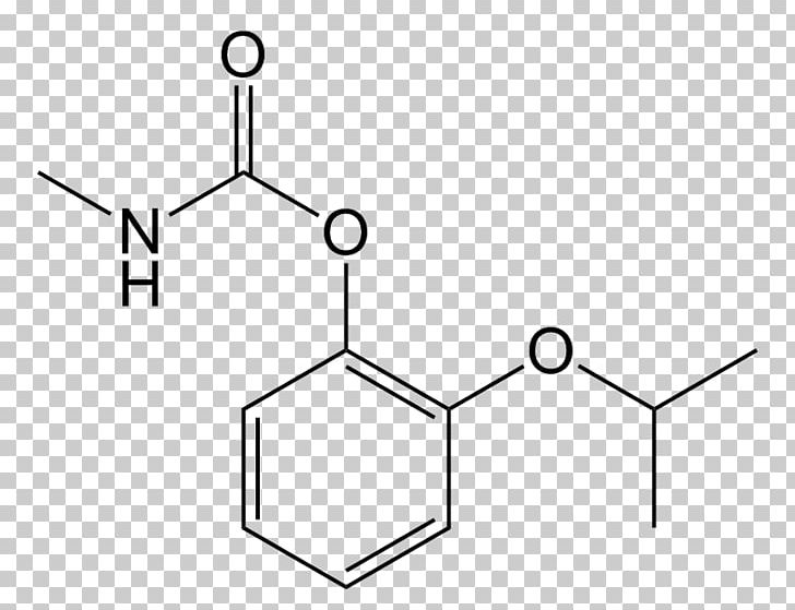 Insecticide Propoxur Structural Formula Structural Isomer