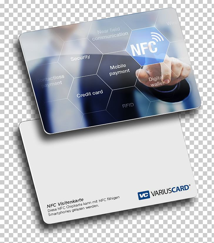 Business Cards Visiting Card Radio Frequency Identification