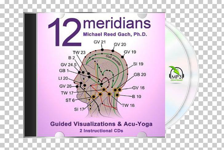 Acu-Yoga: Self Help Techniques To Relieve Tension Meridian
