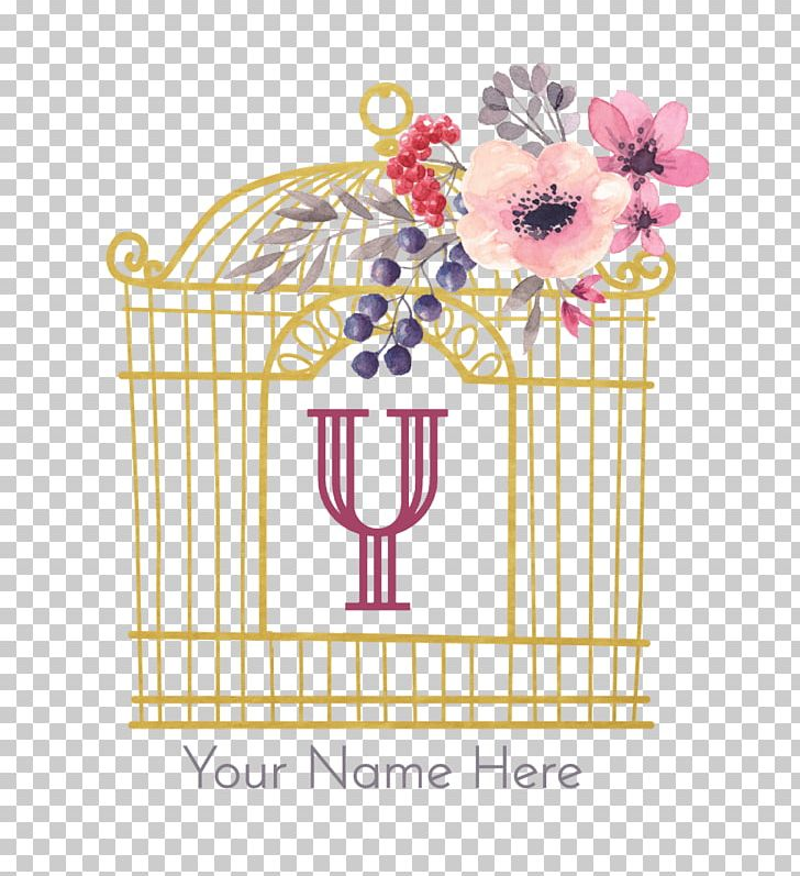 Watercolor Painting 水彩設計素材 Wedding Watercolor: Flowers PNG, Clipart, Art, Bridegroom, Flower, Frame, Gold Free PNG Download