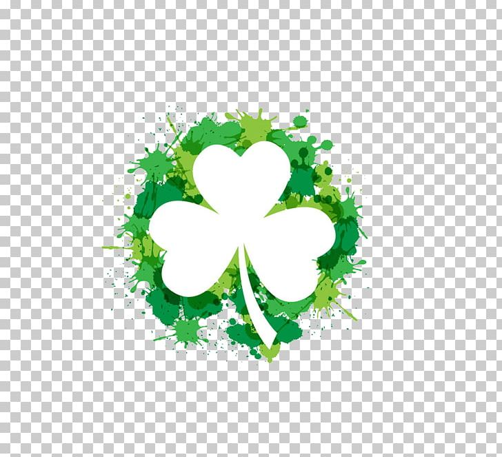 Shamrock Saint Patricks Day PNG, Clipart, 4 Leaf Clover, Clover, Clover Border, Clover Leaf, Clover Sketch Free PNG Download