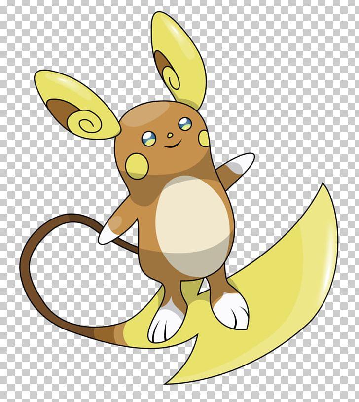 Pokémon Sun And Moon Raichu Domestic Rabbit Alola Png