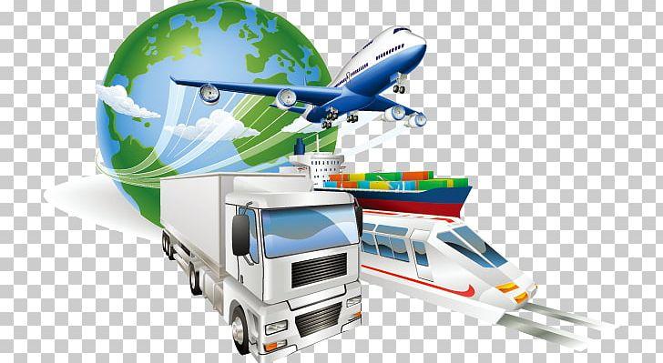 Logistics Freight Transport Cargo Supply Chain Management