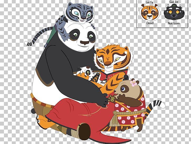 Po Tigress Lord Shen Child Png Clipart Angelina Jolie Cartoon