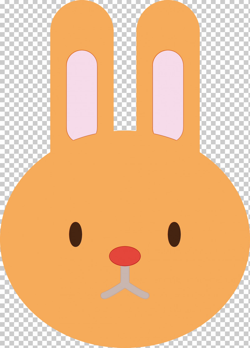 Snout Whiskers Rabbit Cartoon PNG, Clipart, Cartoon, Cartoon Rabbit, Cute Rabbit, Paint, Rabbit Free PNG Download