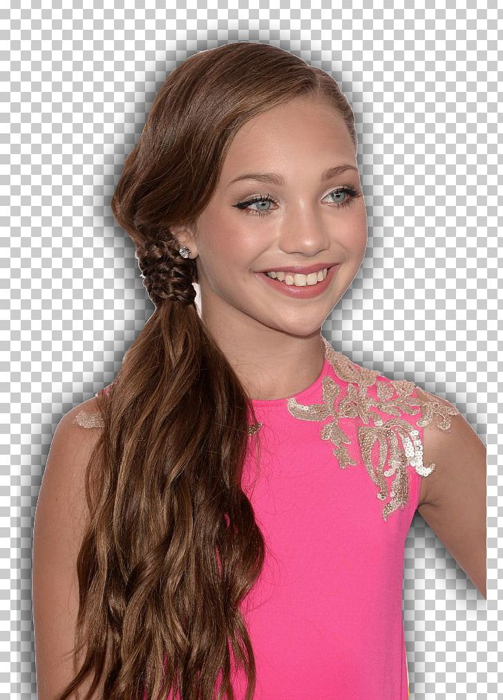 Maddie Ziegler Dance Moms Hairstyle Dancer Png Clipart