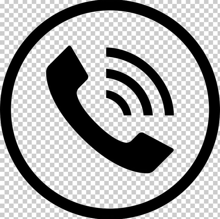 Computer Icons Telephone Mobile Phones PNG, Clipart, Area, Black And White, Brand, Circle, Computer Icons Free PNG Download