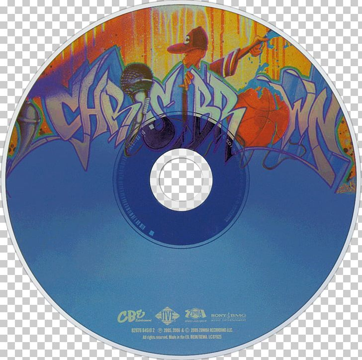 Compact Disc Graffiti Disk Storage Chris Brown PNG, Clipart