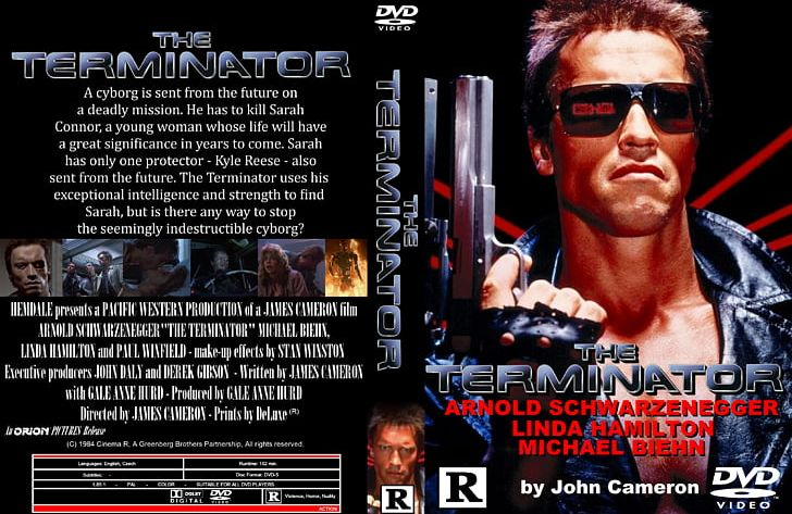 James Cameron Sarah Connor Kyle Reese The Terminator PNG, Clipart