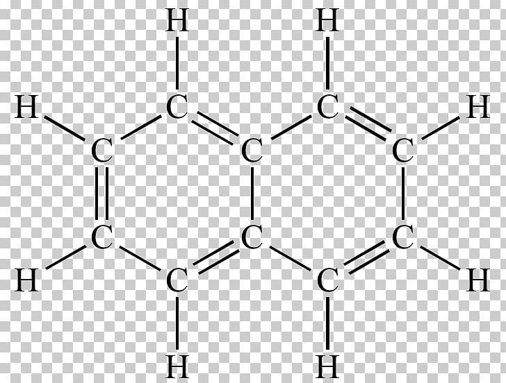 Naphthalene Structural Formula Heptane Organic Chemistry PNG