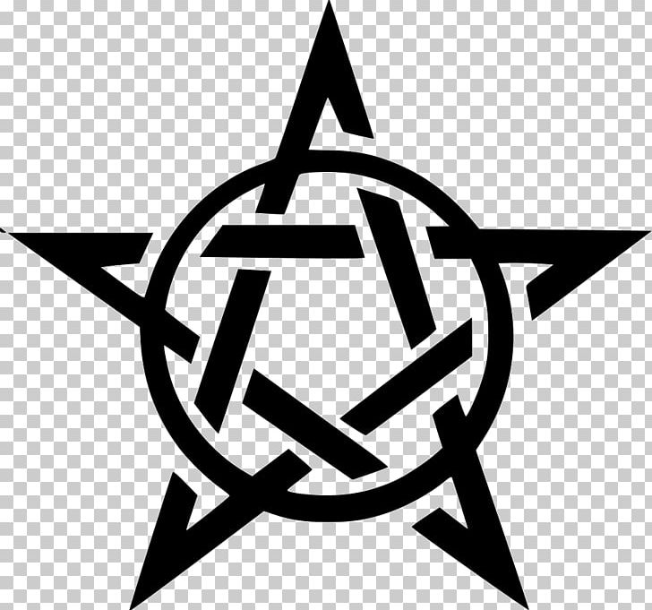 Pentagram Pentacle Stencil PNG, Clipart, Angle, Antichrist, Art, Black And White, Black Desert Free PNG Download