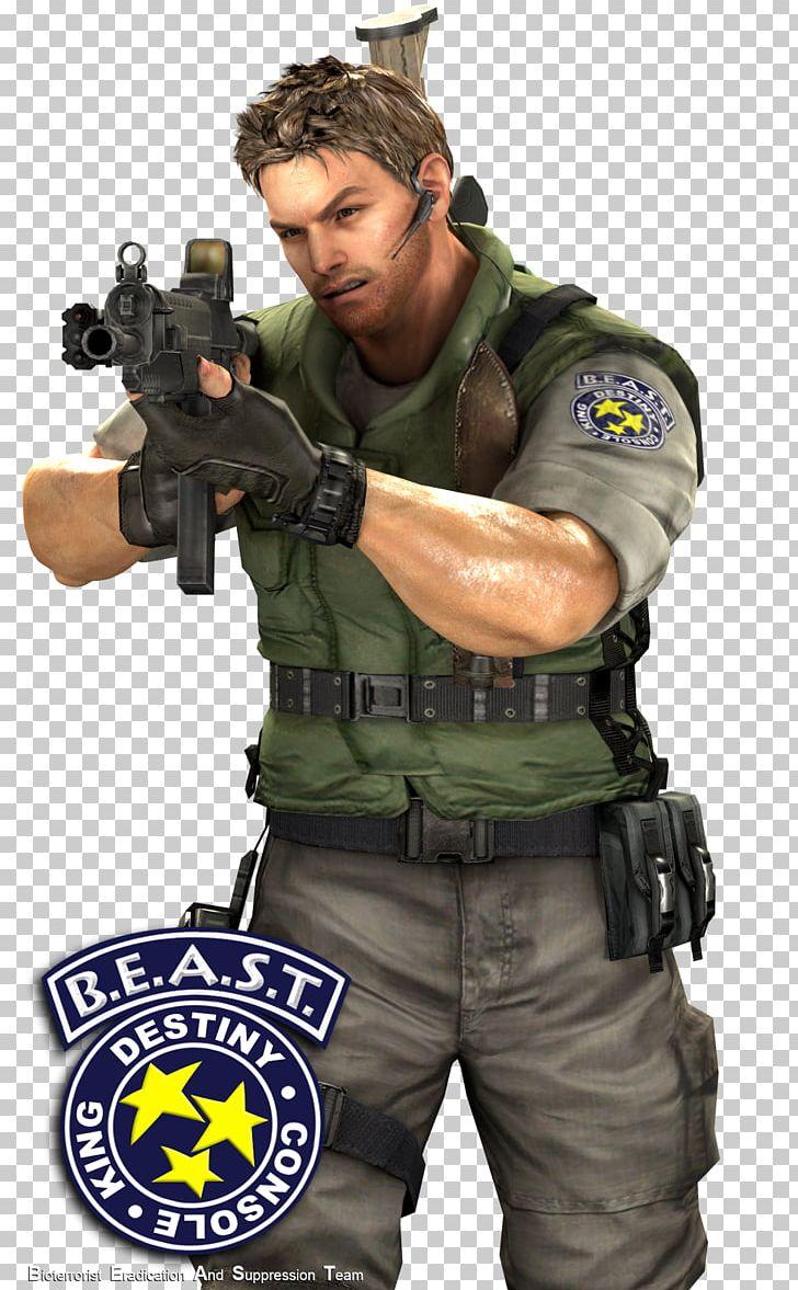 Resident Evil 5 Chris Redfield Albert Wesker S T A R S The Mercenaries Png Clipart Action Figure Albert Wesker