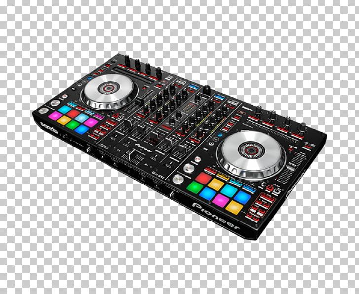 Pioneer DJ DJ Controller Disc Jockey DJ Mixer Serato Audio