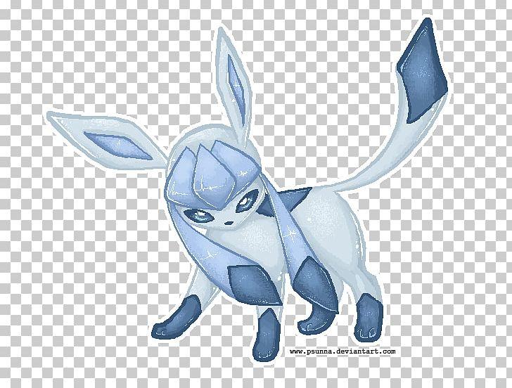 Glaceon Pixel Art Eevee Digital Art Png Clipart Animal