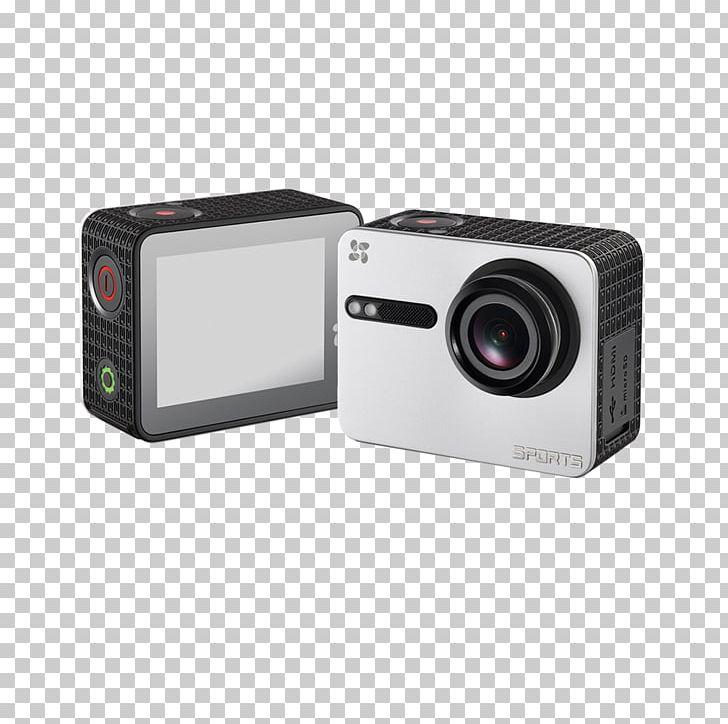 YI Technology YI 4K Action Camera Video Cameras GoPro PNG, Clipart, 4k Resolution, Action Camera, Camera, Camera Lens, Cameras Optics Free PNG Download