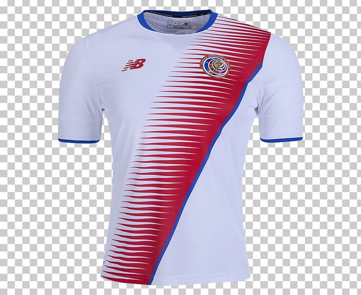 5e6ef16fe T-shirt Costa Rica National Football Team Jersey 2017 CONCACAF Gold Cup  PNG