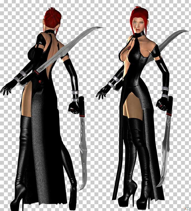 Bloodrayne 2 Lara Croft Video Game Png Clipart Action Figure