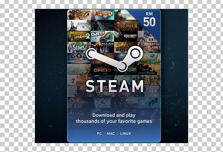 Gift Card Steam Trading Cards Discounts And Allowances G2A PNG