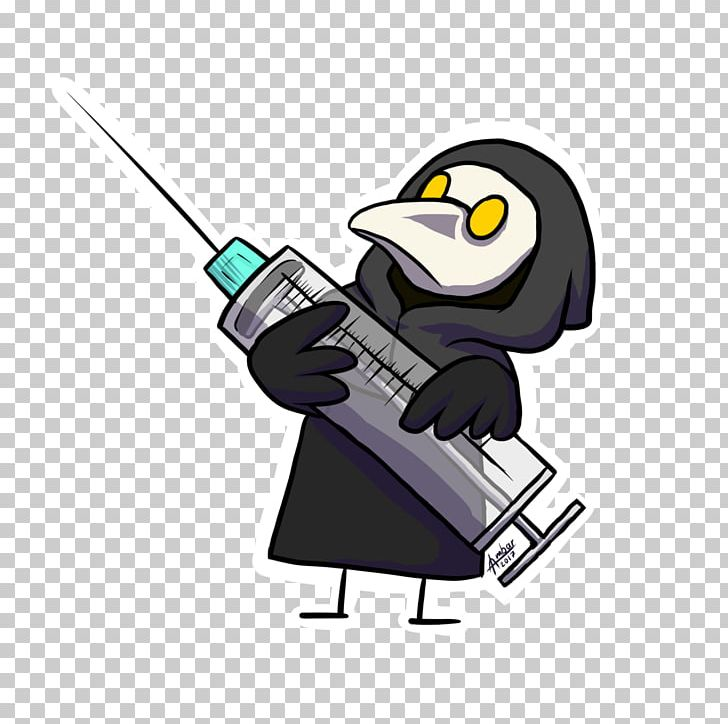 Penguin Plague Doctor Scp Foundation Drawing Png Clipart Animals