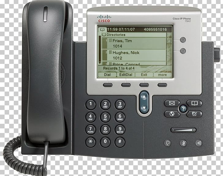 VoIP Phone Cisco Unified Communications Manager Cisco 7942G