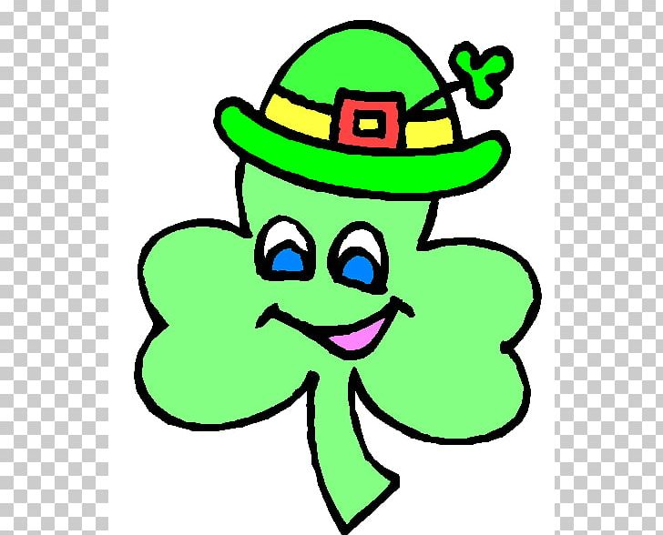 Shamrock Saint Patricks Day Free Content PNG, Clipart, Amphibian, Artwork, Blog, Fictional Character, Fourleaf Clover Free PNG Download