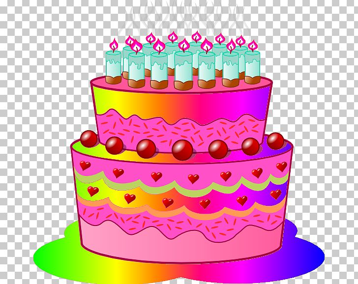 Birthday Cake Animation Tart Wedding Cake Png Clipart Animation Birthday Birthday Cake Clip Art Buttercream Cake