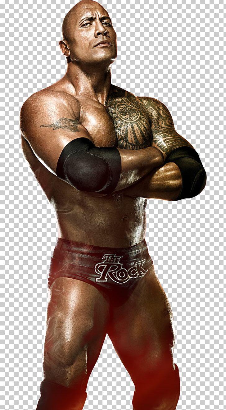 Dwayne Johnson Wwe 2k14 Wwe 2k16 Wwf Wrestlemania 2000 Png