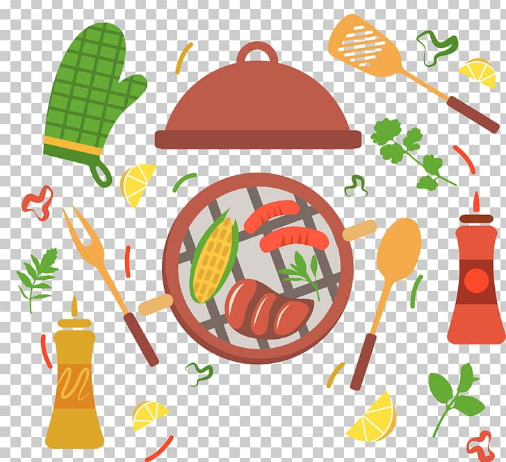 Barbecue Meat Food Picnic PNG, Clipart, Barbecue Vector, Celebrate, Cooking, Corn, Cuisine Free PNG Download