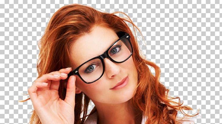 Girl in Glasses SDGN Ultra HD Desktop Background Wallpaper for 4K ... | 406x728