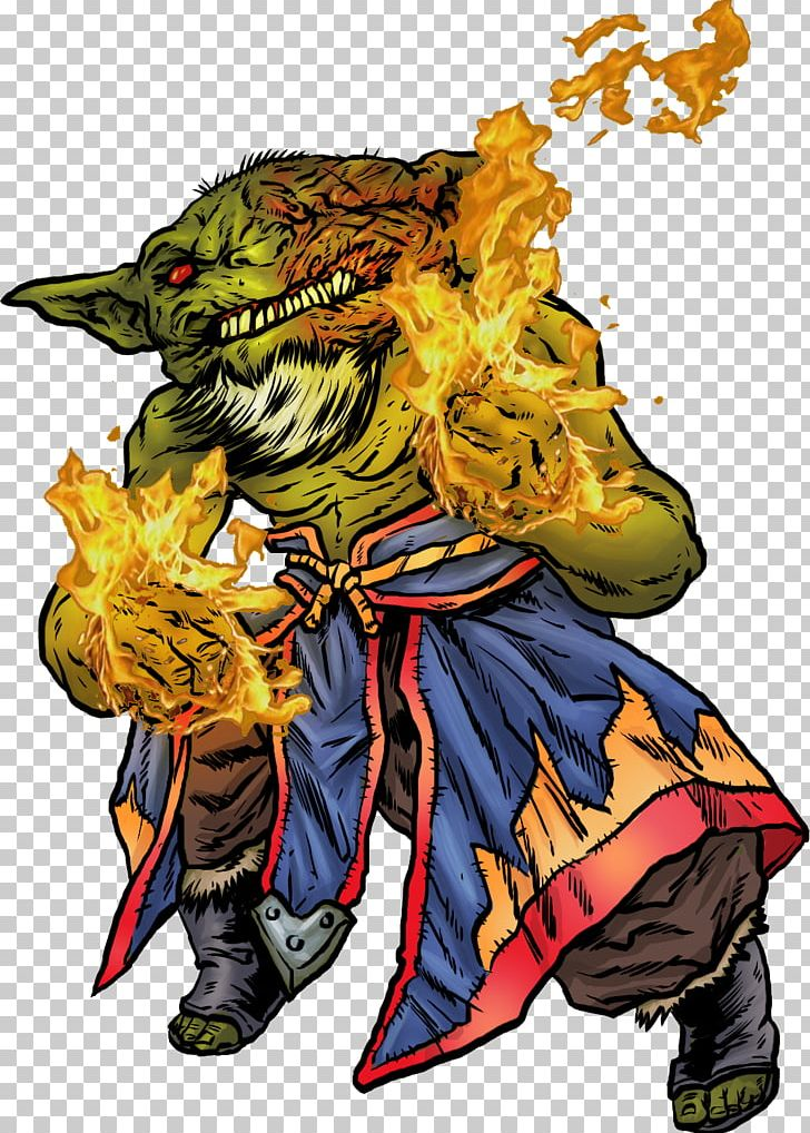 Goblin Pathfinder Roleplaying Game Dungeons & Dragons
