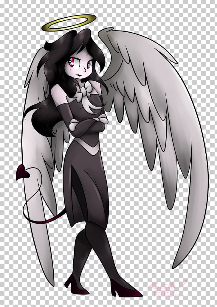 Demon Fallen Angel Art PNG, Clipart, Angel, Anime, Art