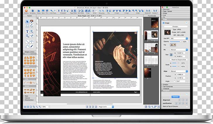 desktop publishing software mac free