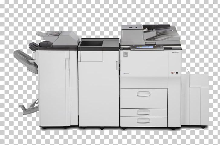 Ricoh Multi-function Printer Toner Cartridge Photocopier PNG