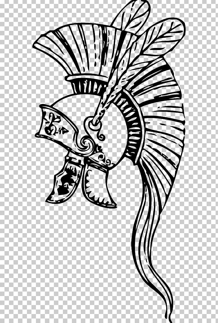 4e0bb3001 Ancient Greece Sparta Corinthian Helmet PNG, Clipart, Ancient Greece, Art,  Artwork, Black, Black And White Free ...