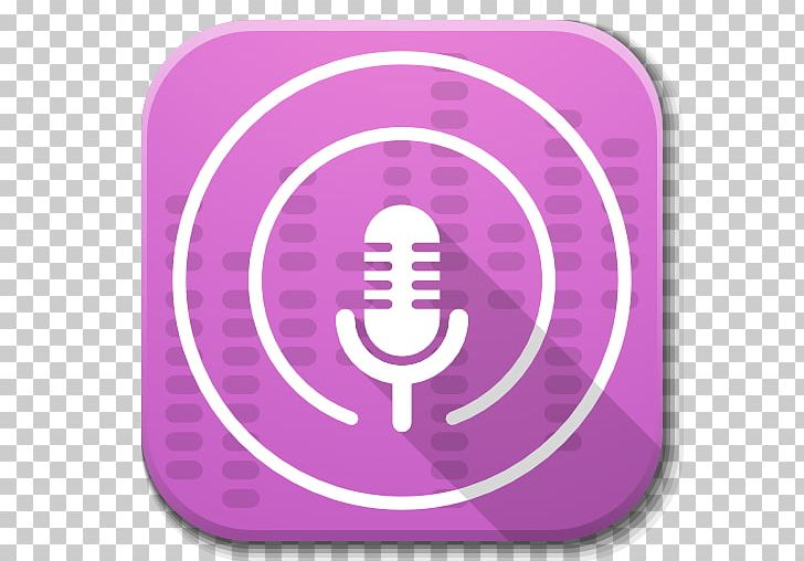 Pink Audio Purple Symbol PNG, Clipart, Application, Apps, Audio