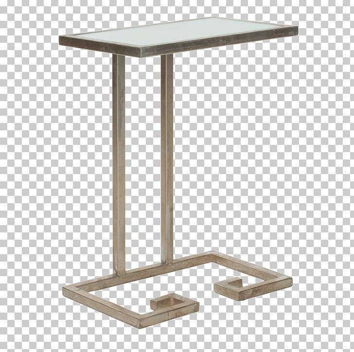 Table Rectangle Silver PNG, Clipart, Angle, Color, End Table, Furniture, Mirror Free PNG Download