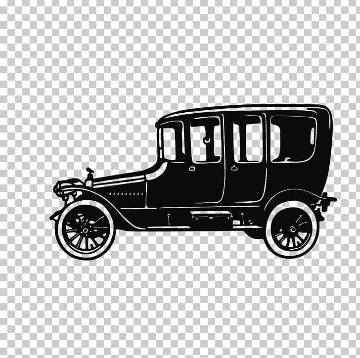 Sports Car Classic Car Silhouette PNG, Clipart, Antique Car, Car