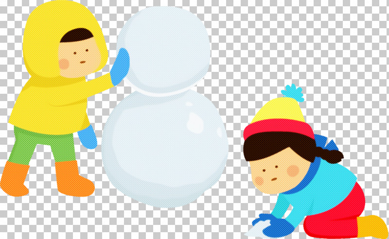 Snowball Fight Winter Kids PNG, Clipart, Baby Playing With Toys, Child, Kids, Play, Playing In The Snow Free PNG Download