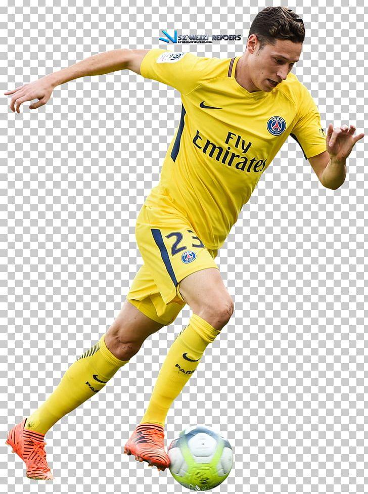 Julian Draxler Football Paris Saint Germain Fc Png