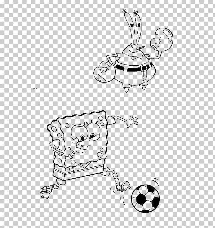 Mr Krabs Spongebob Squarepants Colouring Pages Coloring
