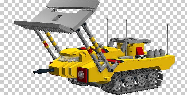 LEGO Digital Designer Thunderbird 2 Pod Vehicles Lego Technic