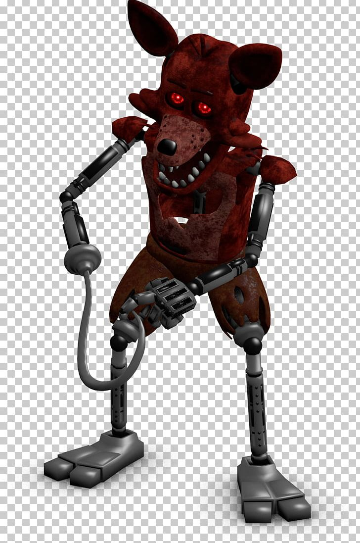 Five Nights At Freddy's 2 Scrap Game Jolt Jump Scare PNG
