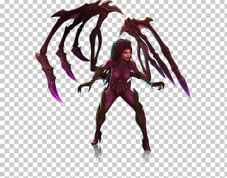 Heroes Of The Storm StarCraft II: Wings Of Liberty Sarah Kerrigan
