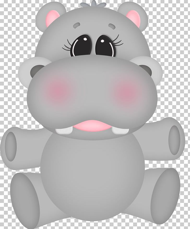 Hippopotamus Drawing Bear PNG, Clipart, Animal, Animals, Animation, Bear, Carnivoran Free PNG Download