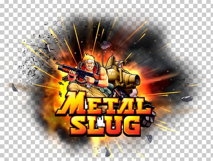 Metal Slug 6 Contra Visual Pinball Logo Png Clipart